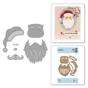 Spellbinders Santa